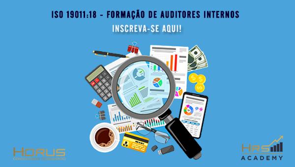 ISO 19011:18 - Interpretação e Implementação das Diretrizes para Auditorias de Sistemas de Gestão