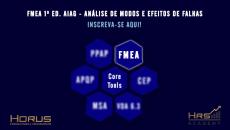 FMEA 1ª Ed. AIAG - Análise de Modos e Efeitos de Falhas