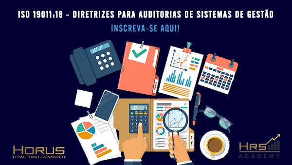 ISO 19011:18  | Mentoria Empresarial (Grupos a partir de 5 pessoas)