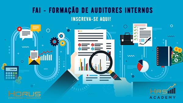 FAI ISO 9001:15 - Auditores Internos
