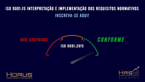 ISO 9001:2015 | Mentoria Individual
