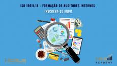 ISO 19011:18 - Interpretação e Implementação... | Mentoria Empresarial (Grupos a partir de 5 pessoas)
