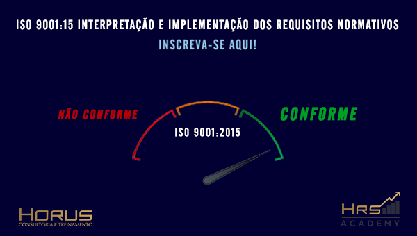 ISO 9001:2015 | Mentoria em Grupo