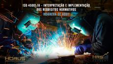 ISO 45001:18 | Mentoria em Grupo