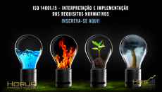 ISO 14001:15 - Interpretação e Implementação dos Requisitos Normativos | Mentoria Individual