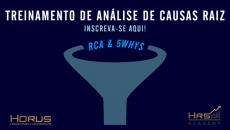 RCA - Root Cause Analysis | Mentoria Empresarial (Grupos a partir de 5 pessoas)
